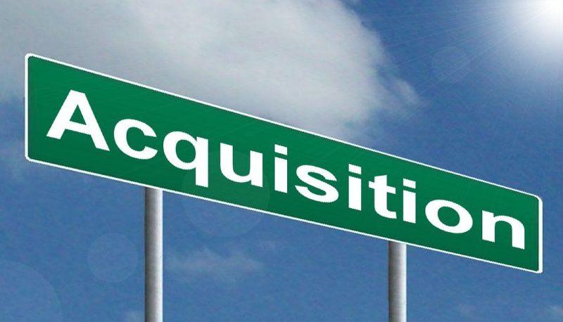 Web acquisition