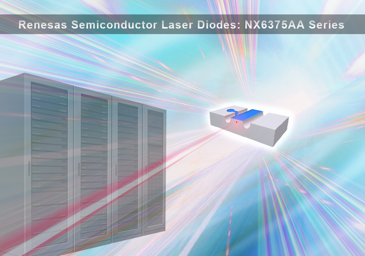 Web laserdiode