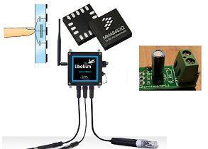 Web smart sensor