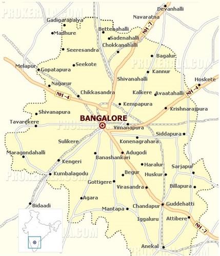 Web bangaloremap