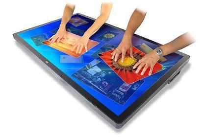 Smart TV LCD panel