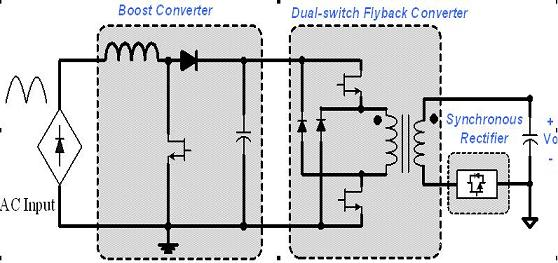 SMPS design: Switch mode power supply based on Dual Switch
