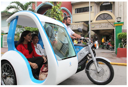 e-bike e-trike