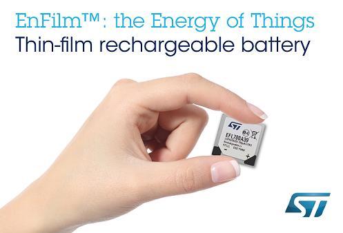 thin battery