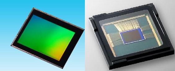 16m image sensors