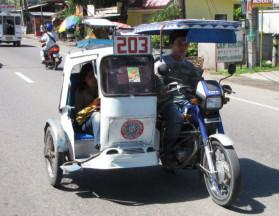 phillipines two wheeler
